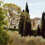 villa d'Este Corot