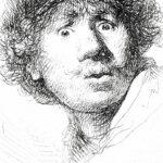 torchon-autoportrait-au-look-etonne-rembrandt